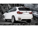 BMW X5 F15 Jade Rear Bumper Extension