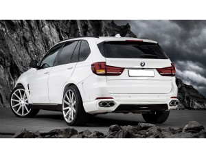 BMW X5 F15 Jade Rear Bumper Extension