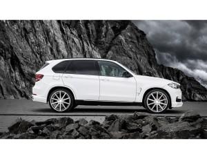 BMW X5 F15 Jade Wheel Arch Extensions