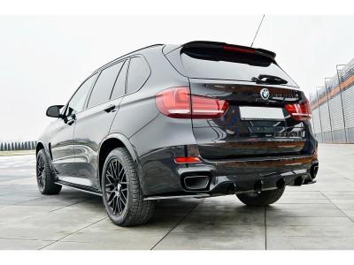 BMW X5 F15 M50d MX Seitenschwelleransatze