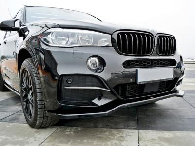 BMW X5 F15 M550d MX Front Bumper Extension