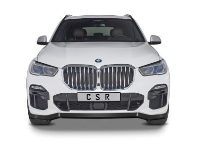 BMW X5 G05 Crono Front Bumper Extension