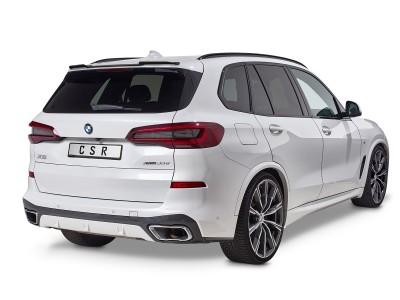 BMW X5 G05 Crono Rear Wing Extension