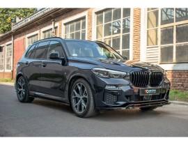 BMW X5 G05 MX Front Bumper Extension