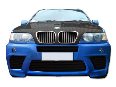 BMW X5 M6-Style Front Bumper