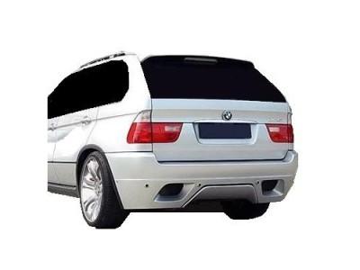 BMW X5 M6-Style Rear Bumper