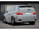 BMW X5 Speed Rear Bumper Extension
