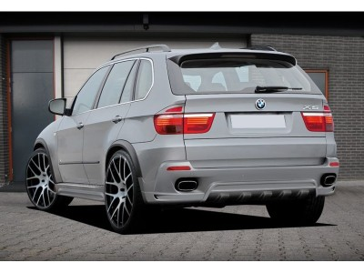 BMW X5 Speed Rear Wing