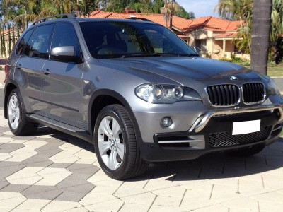 BMW X5 Sport Running Boards