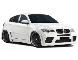 BMW X6 E71 Aveo Wide Body Kit