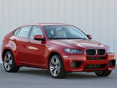 BMW X6 E71 Bara Fata X6M-Look