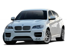 BMW X6 E71 Enigma Wide Body Kit