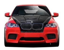 BMW X6 E71 Evolva Carbon Fiber Hood