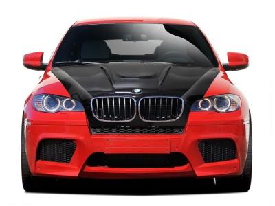 BMW X6 E71 Evolva Karbon Motorhazteto