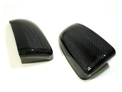 BMW X6 E71 Exclusive Carbon Spiegel Abdeckungen