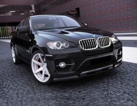 BMW X6 E71 Extensie Bara Fata MX