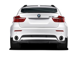BMW X6 E71 Extensie Bara Spate M-Performance
