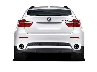 BMW X6 E71 M-Performance Hatso Lokharito Toldat