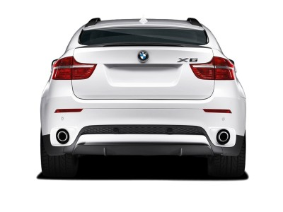BMW X6 E71 M-Performance Rear Bumper Extension