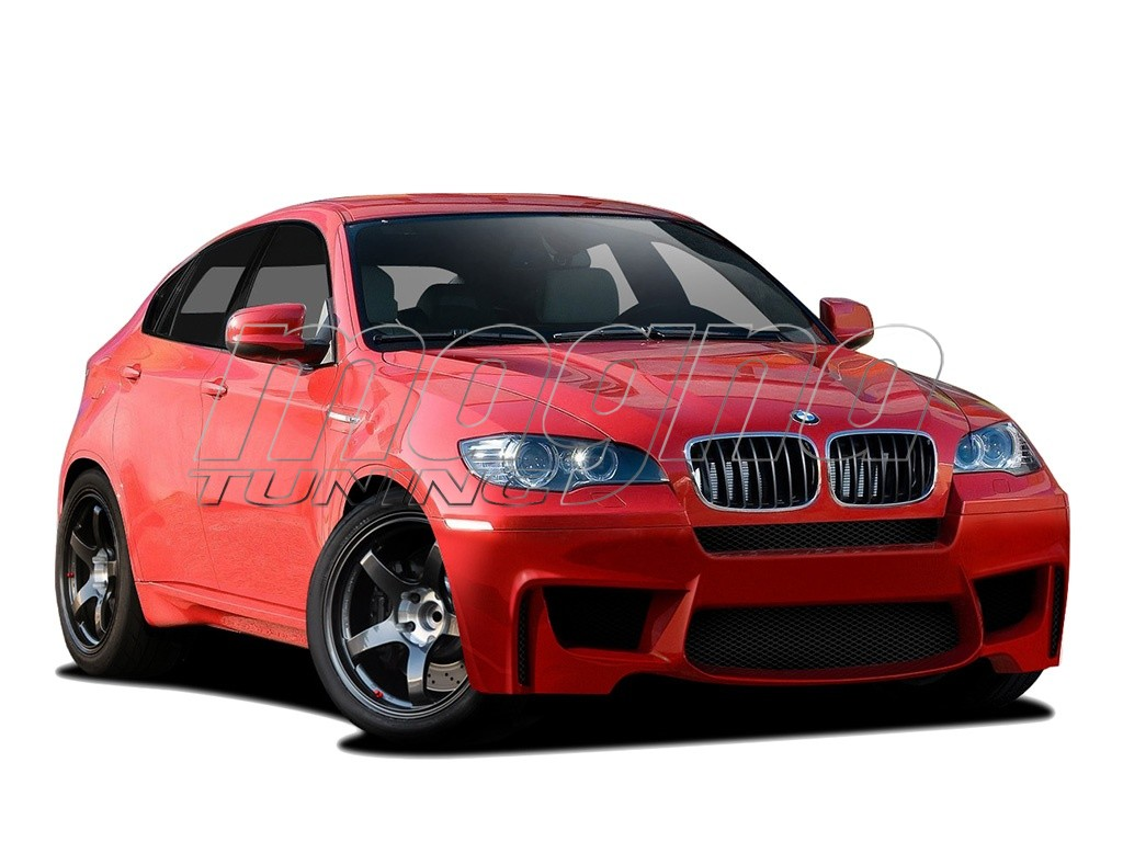 bmw x6 e71 m1 look body kit. Black Bedroom Furniture Sets. Home Design Ideas
