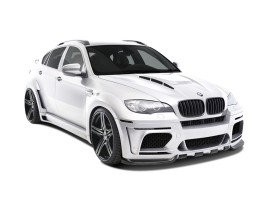 BMW X6 E71 Monsoon Wide Body Kit