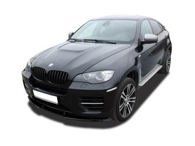 BMW X6 E71 Verus-X Front Bumper Extension