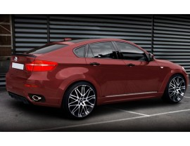 BMW X6 E71 Vortex Hatso Lokharito Toldat