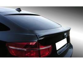 BMW X6 E71 Vortex Heckflugel