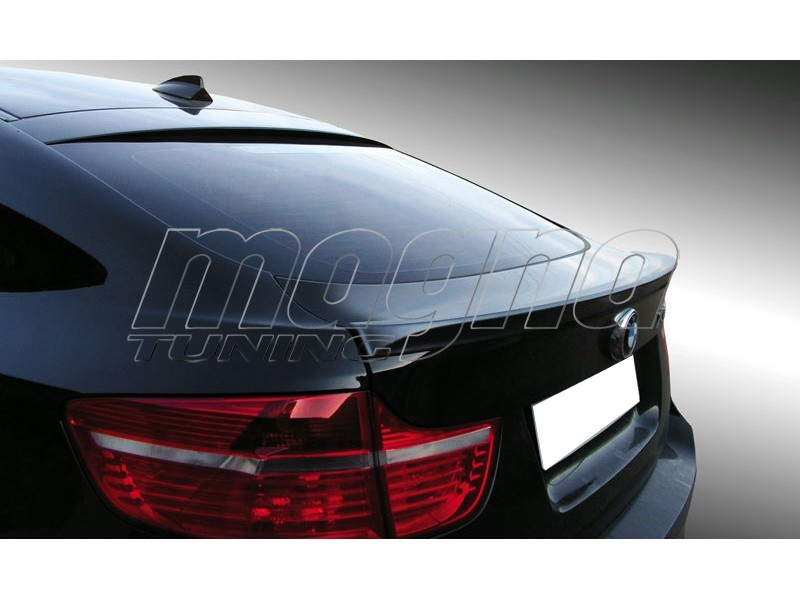 BMW X6 E71 Vortex Rear Wing