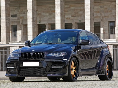 BMW X6 E71 Wide Body Kit Brutus