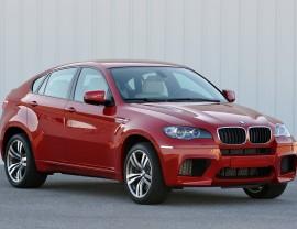 BMW X6 E71 X6M-Look Front Bumper