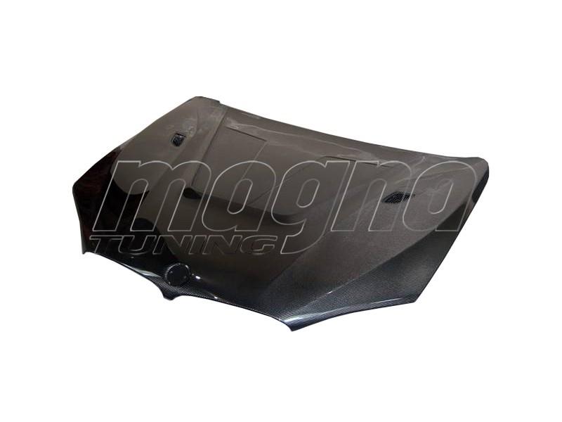 BMW X6 F16 GTX Carbon Fiber Hood