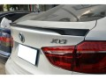 BMW X6 F16 M-Line Carbon Fiber Rear Wing