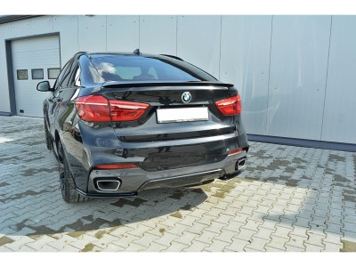 BMW X6 F16 MX Rear Wing Extension
