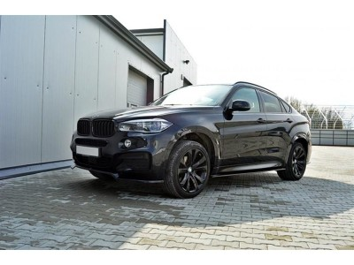 BMW X6 F16 MX Side Skirt Extensions