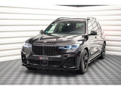 BMW X7 G07 MX Front Bumper Extension
