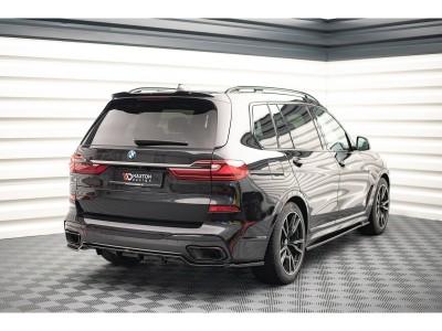 BMW X7 G07 MX Heckansatz