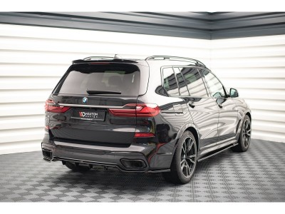 BMW X7 G07 MX Rear Wing Extension