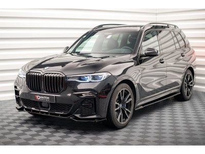 BMW X7 G07 MX Side Skirt Extensions