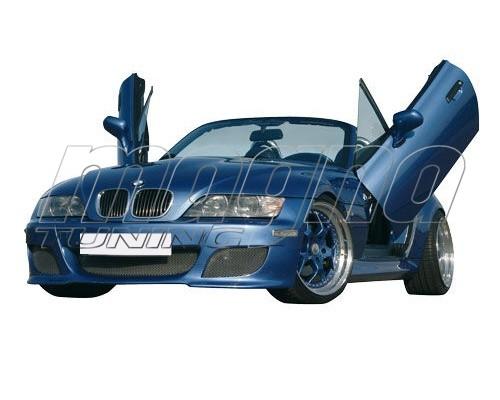 Bmw Z3 Cx Front Bumper