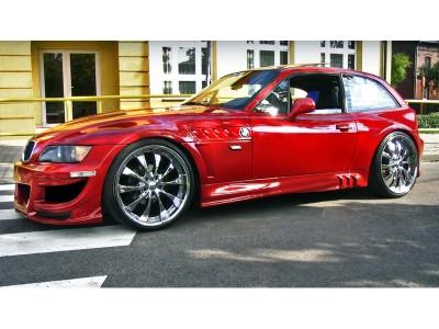 BMW Z3 Coupe Magnus2 Seitenschwellern