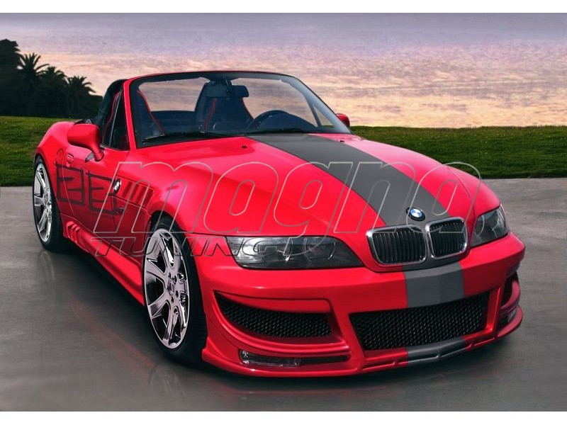 Bmw Z3 Magnus Body Kit