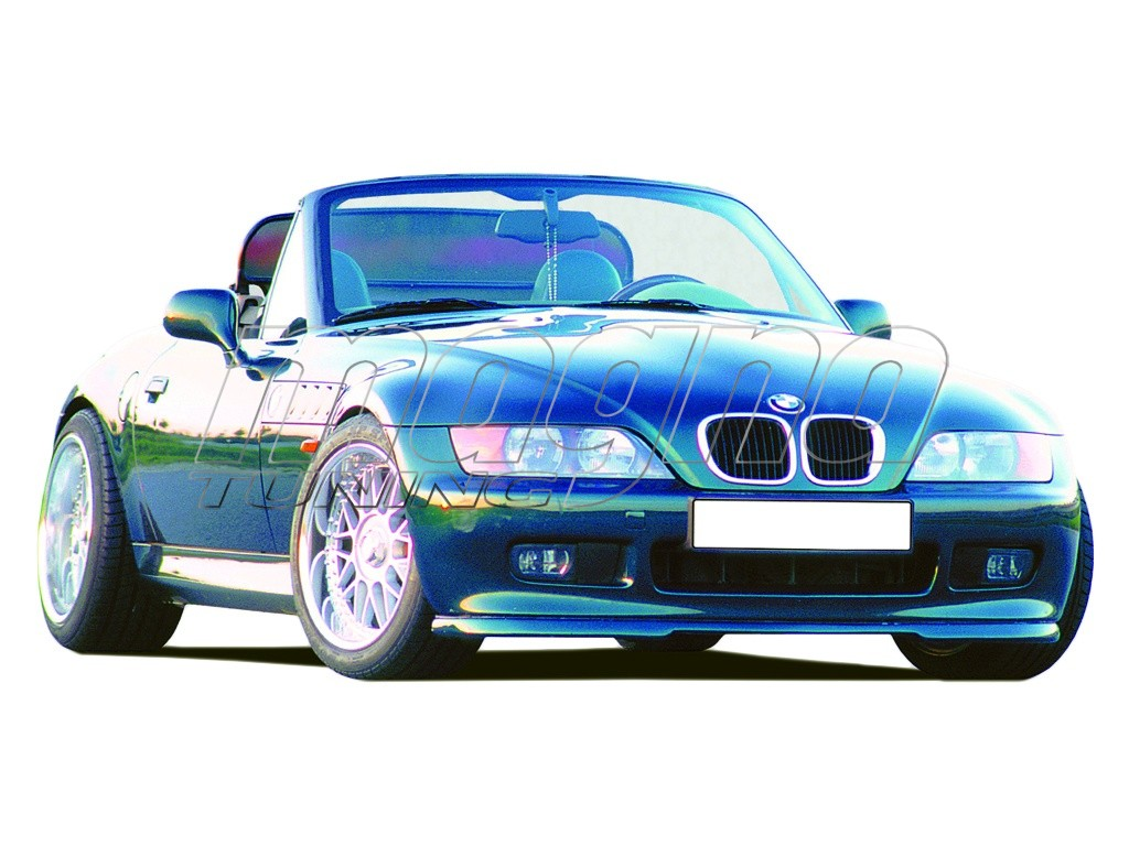 Bmw Z3 Recto Front Bumper Extension
