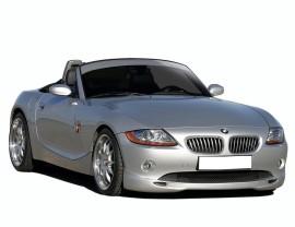 BMW Z4 E85 / E86 Enos Front Bumper Extension