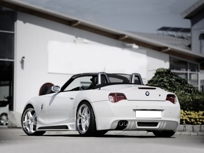 BMW Z4 E85 / E86 Vortex Rear Bumper Extension