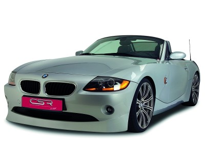 BMW Z4 E85 / E86 XL-Line Front Bumper Extension
