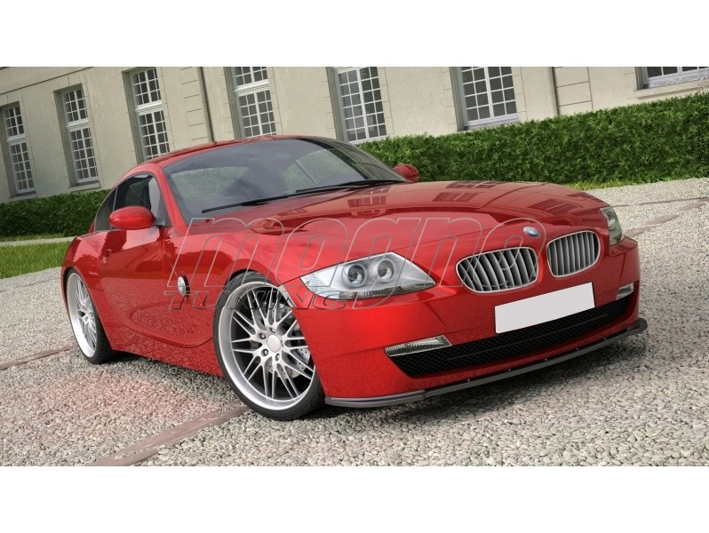 Bmw Z4 E85 E86 Facelift Mx Front Bumper Extension