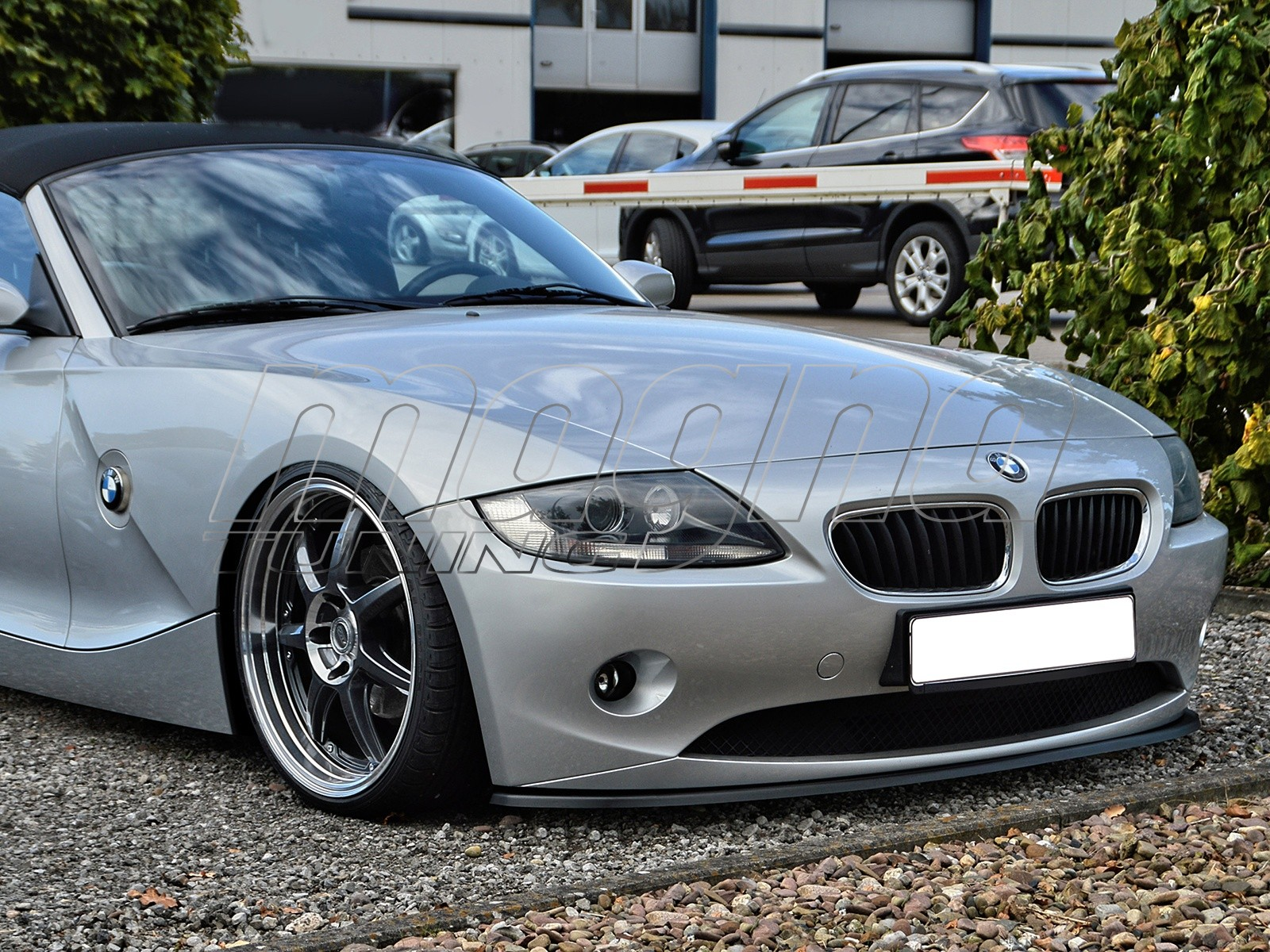 Bmw Z4 E85 E86 Intenso Front Bumper Extension