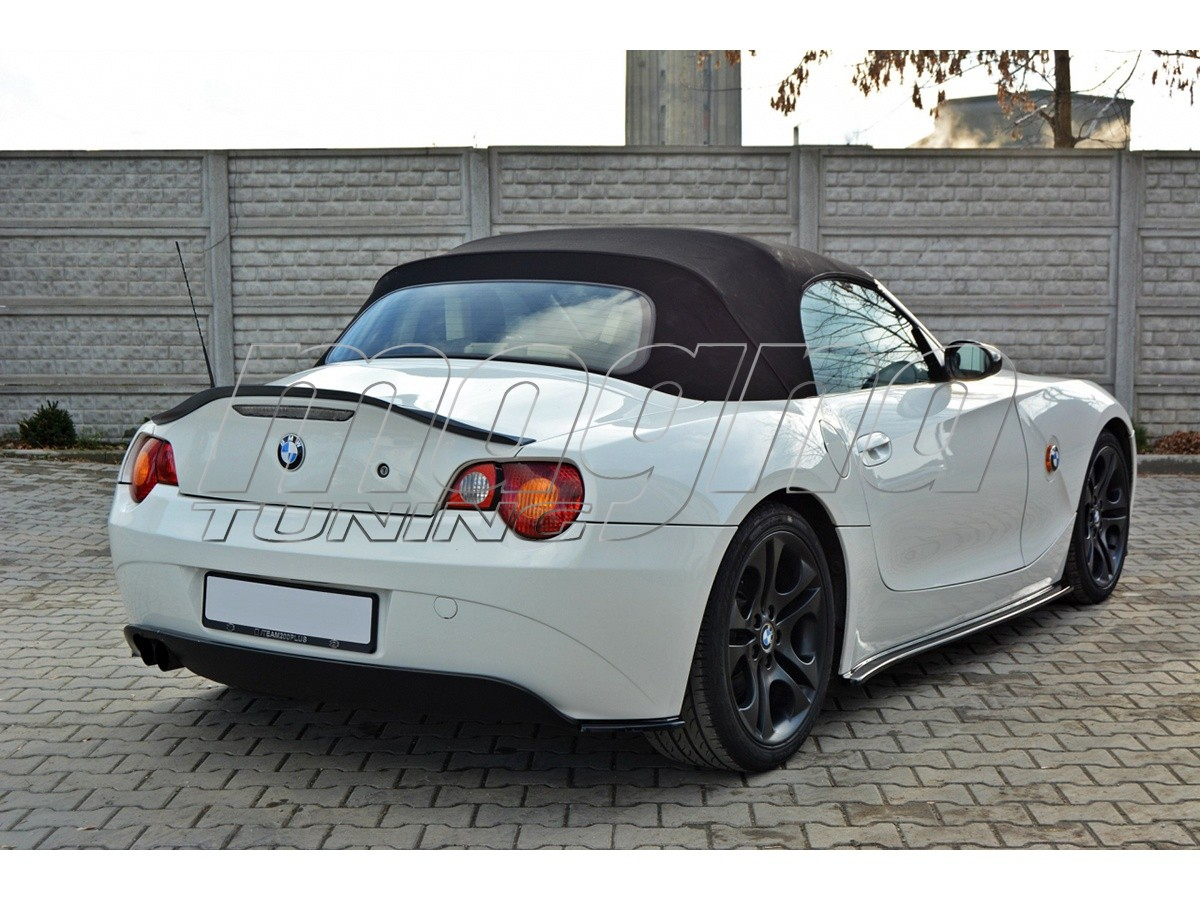 Bmw Z4 E85 E86 Master Rear Wing