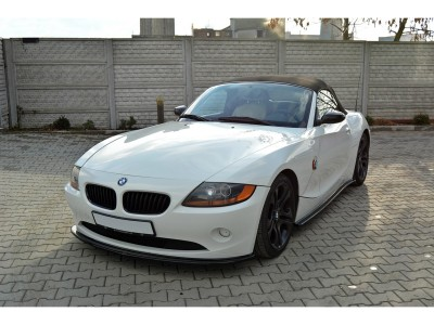 BMW Z4 E85 Master Front Bumper Extension